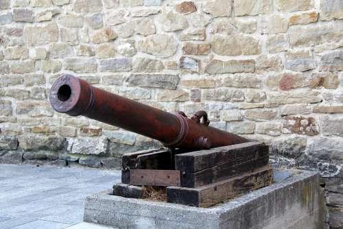 Cannon Weapon History Levoča