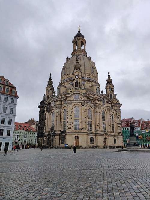 Church Of Our Lady Dresden Church