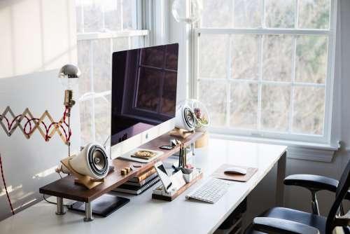 Computer Keyboard Apple Electronics Modern