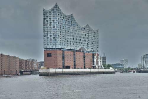Elbe Philharmonic Hall Hamburg Architecture Building
