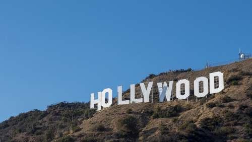 Hollywood Sign La Los Angeles