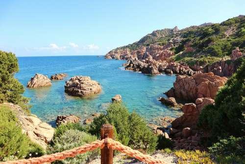 Italy Sardinia Sardegna Island Mediterranean