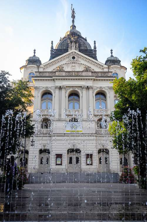 Košice Kosice Slovakia Architecture City Travel