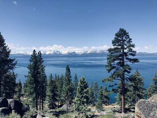 Lake Lake Tahoe Tahoe Nevada