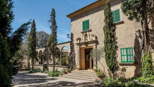 Spain Mallorca Monastery Balearic Islands Vacations
