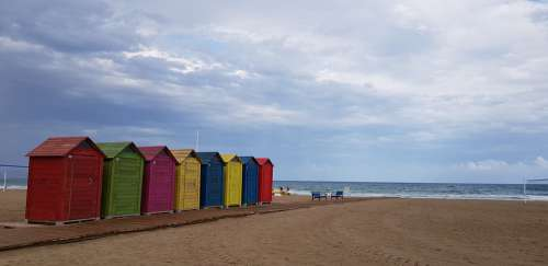 Summer Holiday Mediterranean Beach Sea Sand Costa