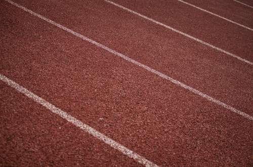 Track Lanes Sport Run