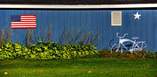 American Home Landscape