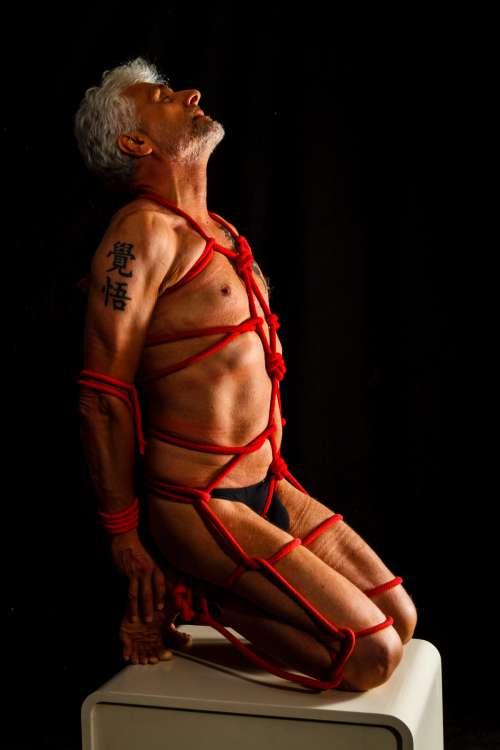 bondage bdsm fetish tattoo rope