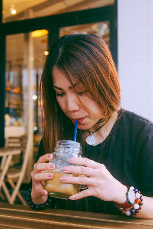 Coffee time.