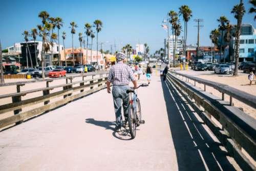 Walk in Venice Beach