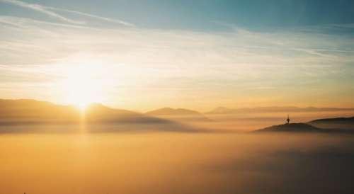 Golden Fog