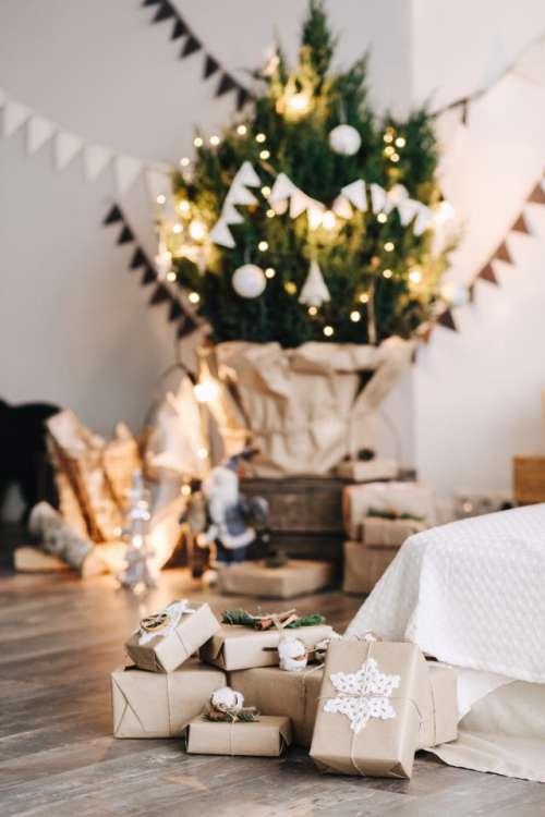 Christmas home decoration.