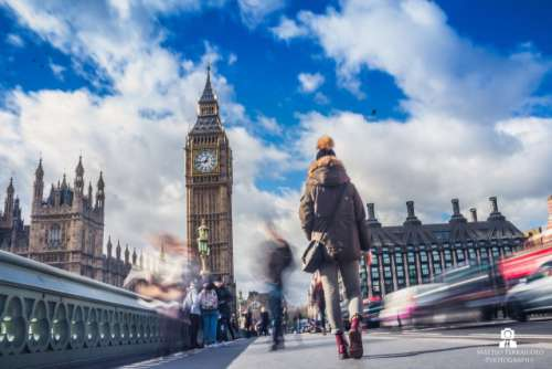 """Deleting the case""  London, Big Ben."