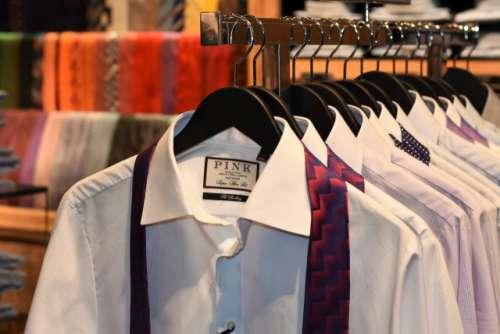 Shirts rack