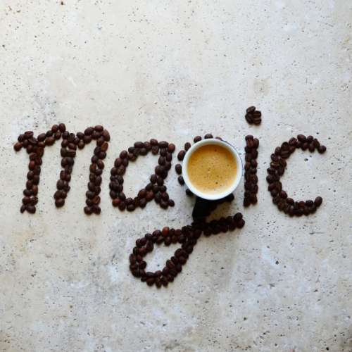magic in every cup