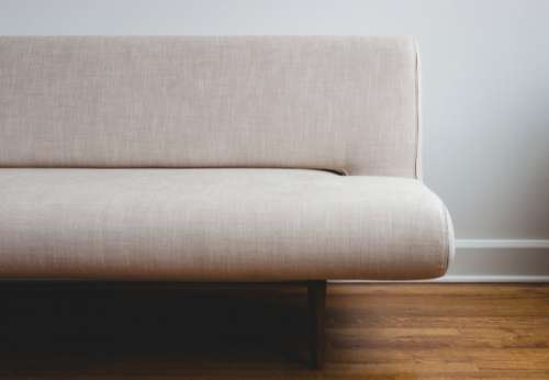 Minimalistic Couch
