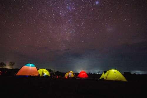 A thousand stars hotel