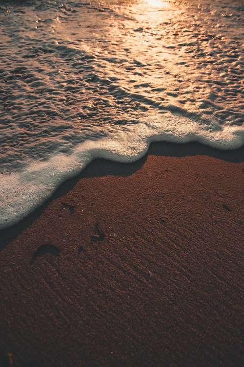 Tide Comes In Photo