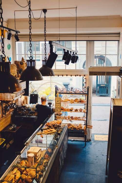 Bright Bakery Photo