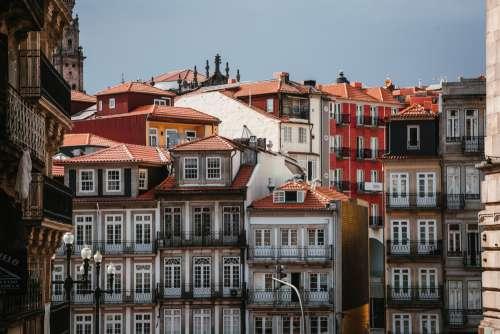 Portuguese City Levels Photo