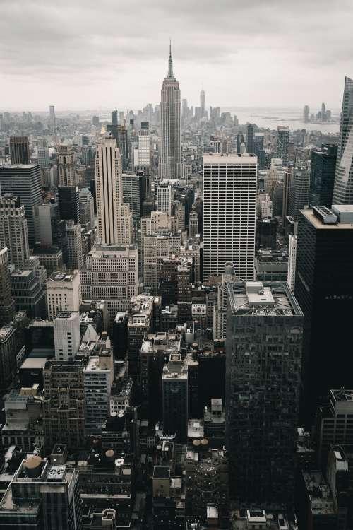 Un-Ending New York Skyline Photo