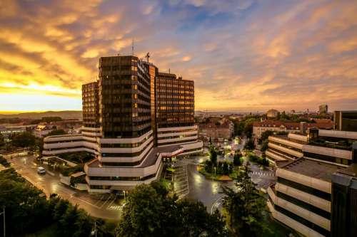 Wiener Gebietskrankenkasse in Favoriten