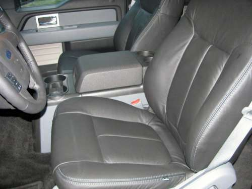 Pickup Truck Aftermarket Leather Interior