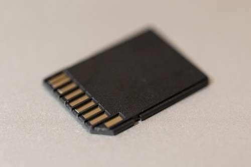 Macro Memory Card