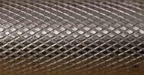 Macro Metal Pattern Free Photo