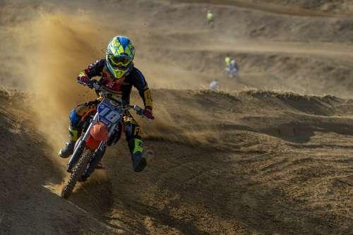 Extreme Motorcross Motorcycle Motorsport Bike