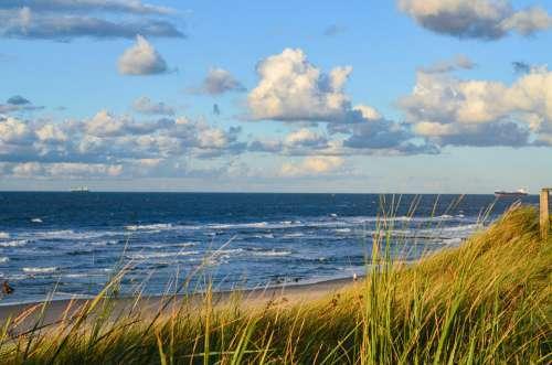 Baltic Sea Beach Germany Coast Sea Water Sand