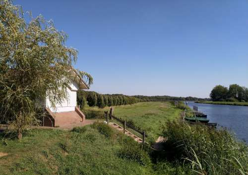 Netherlands Laag-Keppel River Nature House