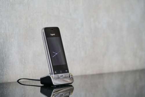 Phone Technology Internet Modern Portable The Work