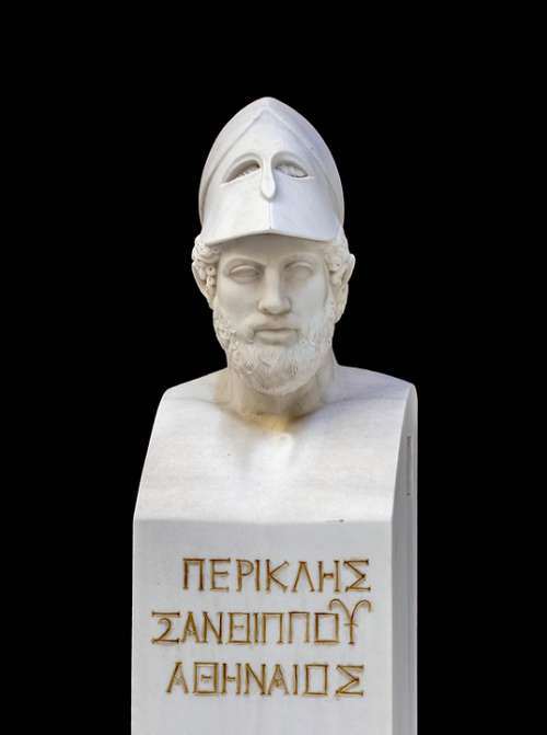 Pericles Golden Age Athens Greece Culture