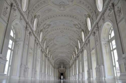 Venaria Reale Great Gallery Architecture