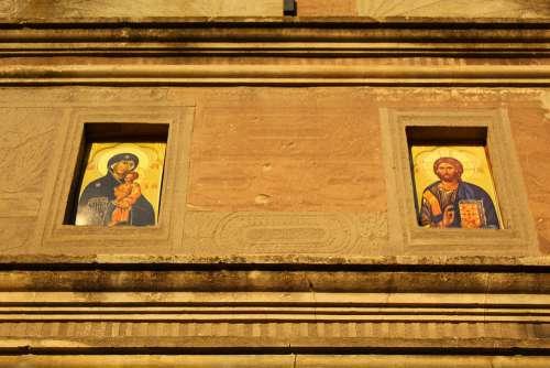 Church Images Faith Maria Jesus
