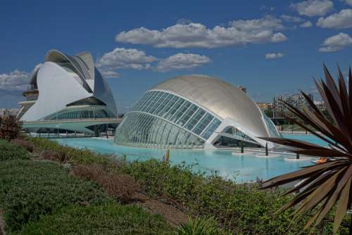 Valencia Spain Architecture Building