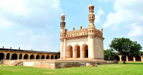 Gandikota Andhra Pradesh Fort Juma Mosque Travel