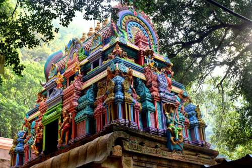 Ahobilam Temple Andhra Pradesh Tourism Narashimar