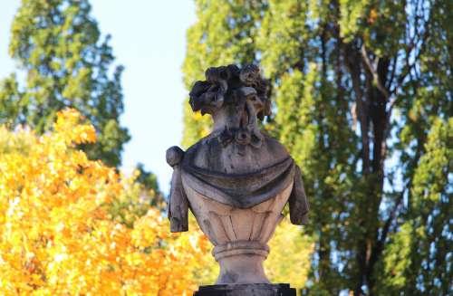 Bayreuth Bavaria Upper Franconia Stone Figure