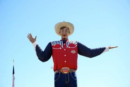 State Fair Of Texas Big Tex Texas Fair Cowboy