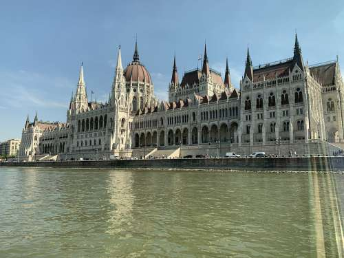 Hungary Architecture The Parliament Attractions