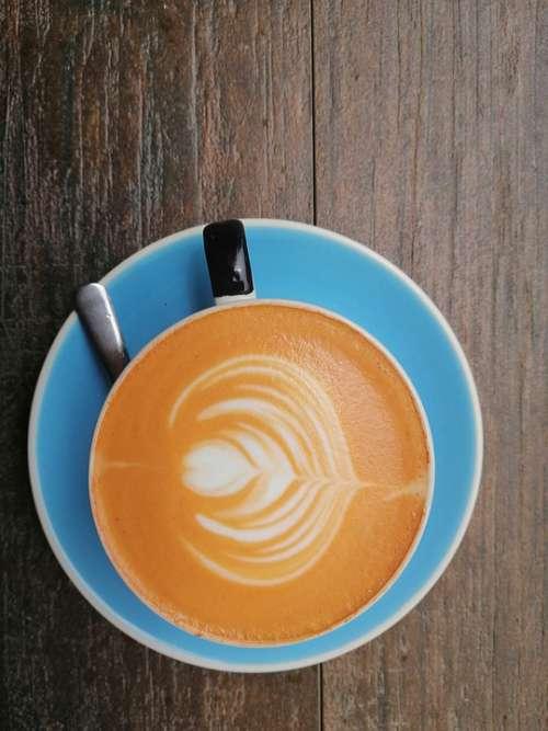 Latte Art Coffee Latte Art Cafe Beverage Caffeine