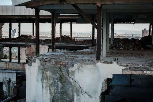 War Building Destruction Disaster City History