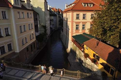 Prague Travel Architecture City Europe European