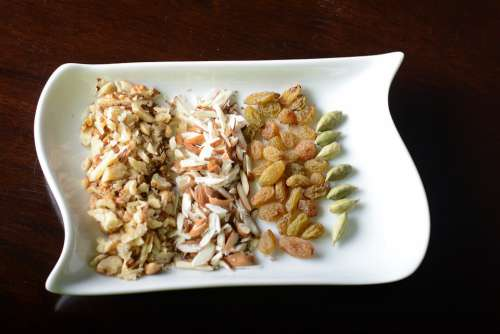 Recipe Dry Fruits Almond Nuts Food Dry Cashew