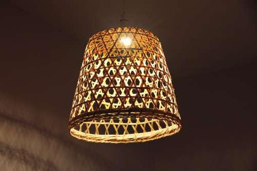 Lamp Shade Light Lampshade Lighting Illuminate