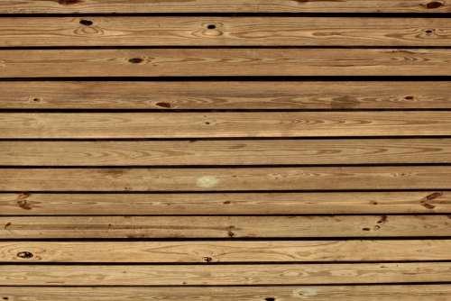 Natural Wood Slats Background