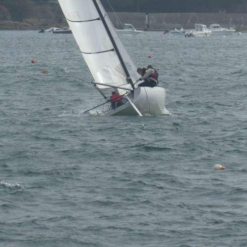 Sailing And Tacking